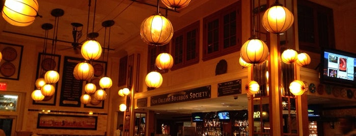 Bourbon House is one of New Orleans Food & Drink List.
