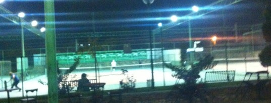 Aydın Tenis Kulübü is one of ✨💫GöZde💫✨ : понравившиеся места.