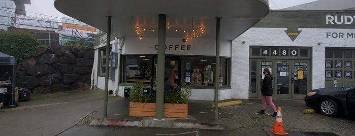 Realfine Coffee is one of Seattle coffee.