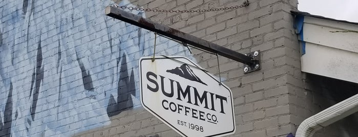 Summit Coffee is one of Favorite Coffee Shops.