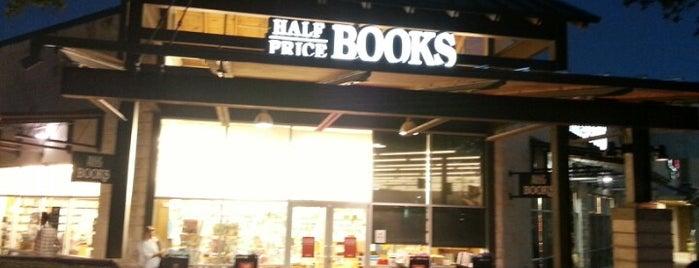 Half Price Books is one of Posti che sono piaciuti a Rhonda.