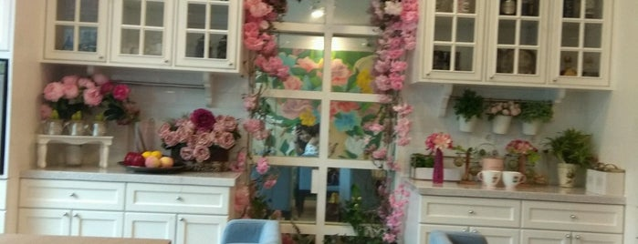 Billie chic (the cake specialist) is one of Cafe @Jakarta.