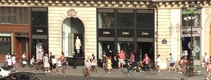 Zara is one of Locais salvos de Marta.