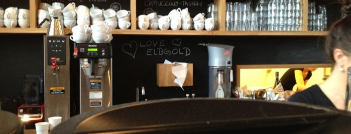 Elbgold is one of Don't do Starbucks et al.!.