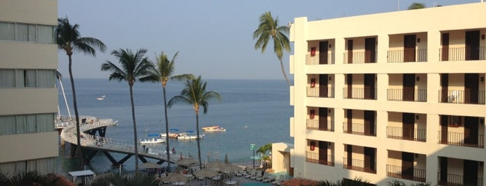 Hotel San Marino is one of Puerto Vallarta Hotels.