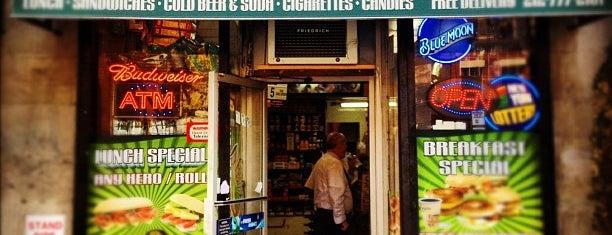 Dreamland Deli is one of Restaurants.