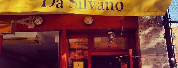 Da Silvano is one of The Best Restaurants for Celebrity Spotting.