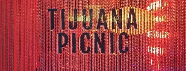 Tijuana Picnic is one of Bar List!.