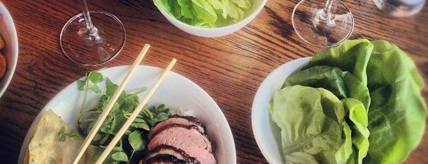 Momofuku Ssäm Bar is one of Foodie NYC.