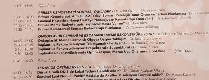Koç Üniversitesi Hastanesi is one of Orte, die Max gefallen.
