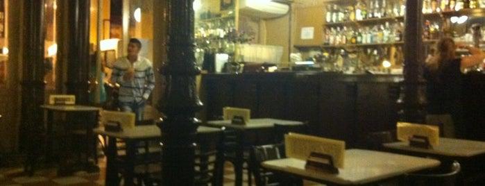 Café Barbieri is one of Cafeterias con encanto Madrid.