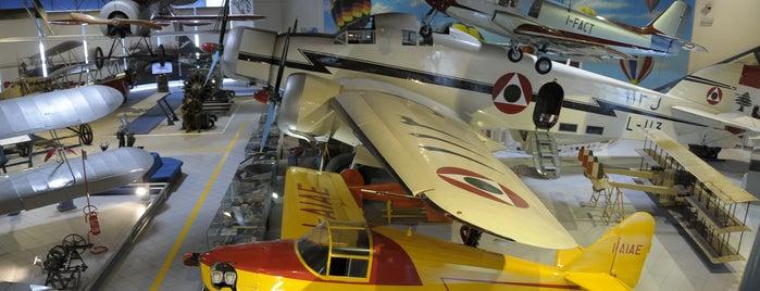 Museo dell'Aeronautica Gianni Caproni is one of Musei e cose da vedere.