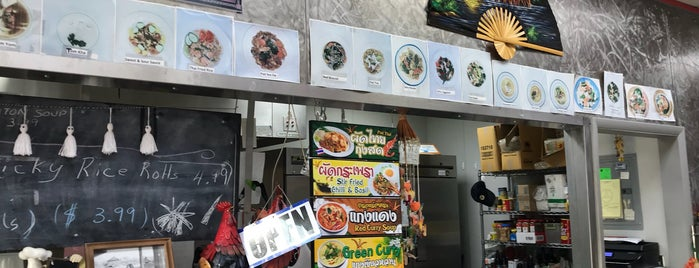 Pon's Thai Cuisine is one of Asheville.