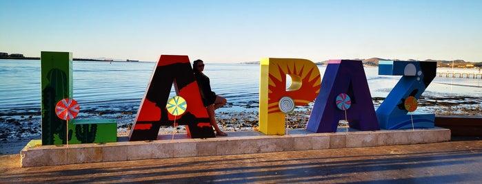 Bahía de La Paz is one of Anne 님이 좋아한 장소.