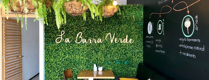 La Barra Verde (LBV) is one of karlaさんの保存済みスポット.
