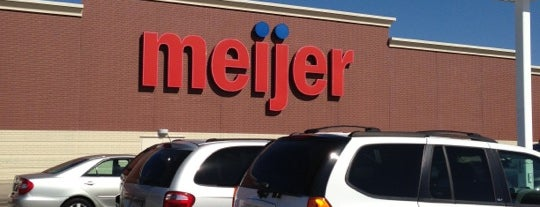 Meijer is one of Fave Blono Spots.