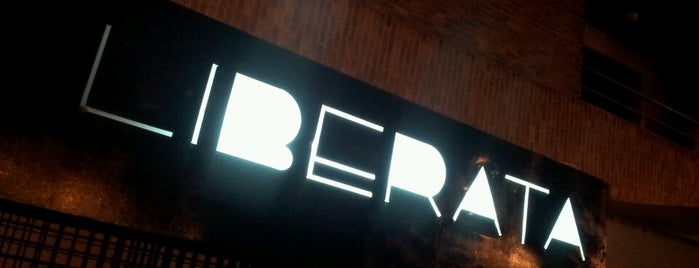 Liberata is one of Mis sitios Madrid!.