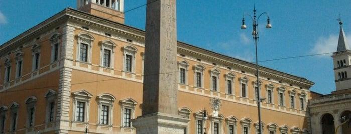 Obelisco Lateranense is one of Rome / Roma.