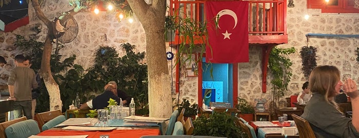 Zula Ocakbaşı Meyhane is one of Kaş.