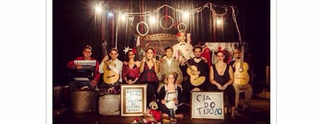 Engenho Teatral is one of Posti che sono piaciuti a Dani.