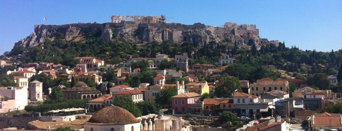 Athens Scrapbook