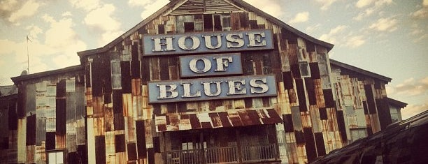 House of Blues is one of Jeff'in Beğendiği Mekanlar.
