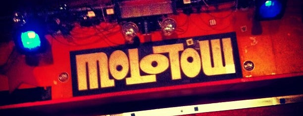 Molotow is one of Must-visit Music Venues in Hamburg.