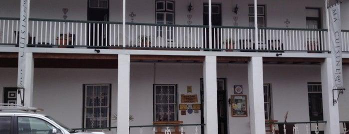 Mimosa Lodge is one of Tempat yang Disukai tara.