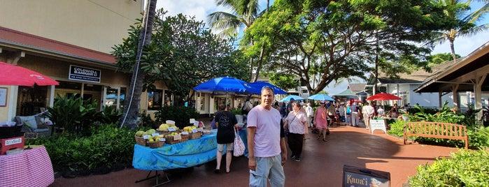 Kauai Culinary Market is one of Kauai.