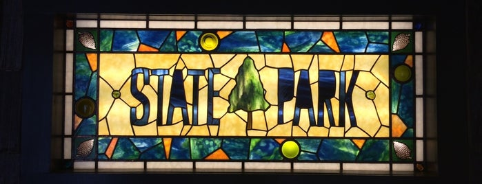 State Park is one of Boozin'.