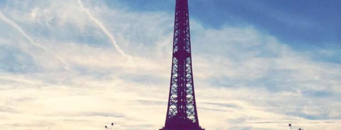 Fan Zone Tour Eiffel Euro 2016 is one of Tempat yang Disukai Raul.
