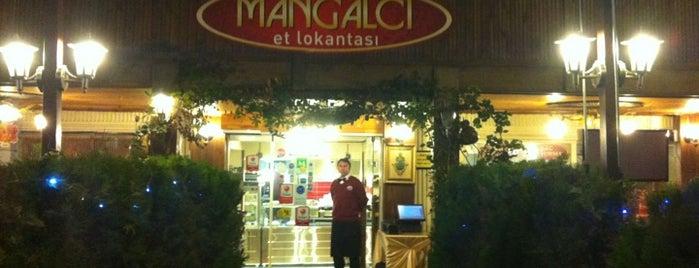 Mangalcı is one of Orte, die Feyza gefallen.