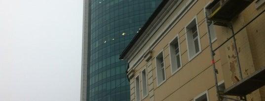ТОЦ «Green Plaza» is one of Anastasia'nın Beğendiği Mekanlar.