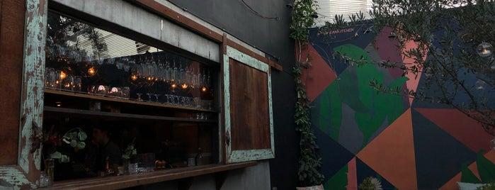 Madera Kitchen is one of Legendario Domingo Restaurants & Bars - LA.