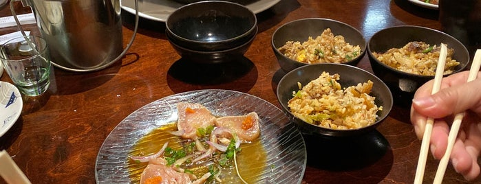 Gochi Japanese Fusion is one of Posti che sono piaciuti a Cuong.