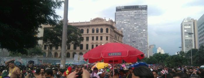 Bloco Domingo Ela Não Vai is one of Rômulo 님이 좋아한 장소.