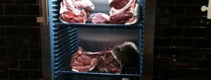 Mészár Steak Kitchen is one of Poén.