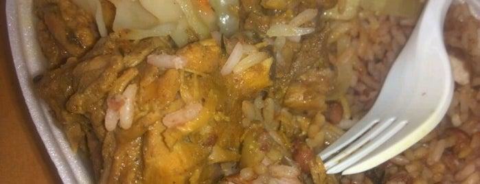 Golden Krust Caribbean Restaurant is one of Harlem.