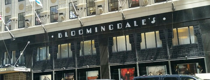 Bloomingdale's is one of New York.