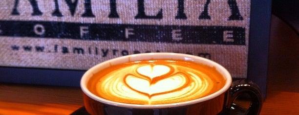 Nossa Familia Coffee is one of Coffee.