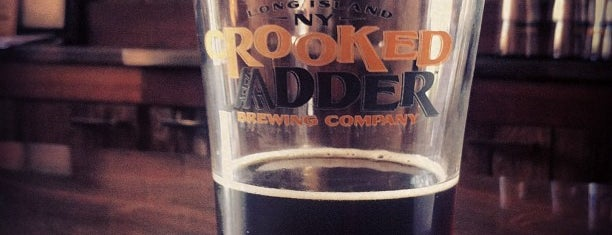 Crooked Ladder Brewing Company is one of North Fork Fun and Games.