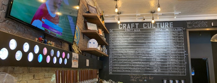 Craft Culture is one of C&S NYC 2019.
