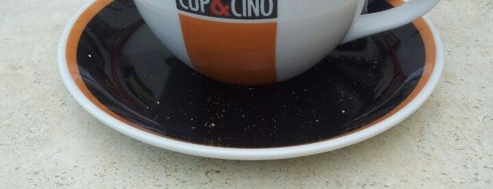 Cup&Cino is one of Osnabrücker coffeeshops.