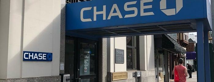 Chase Bank is one of Gespeicherte Orte von Corrigan Photography.