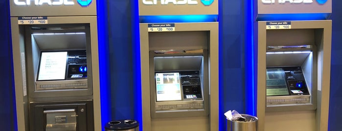 Chase Bank is one of Living in Manhattan.