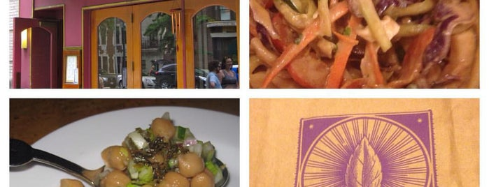 Candle 79 is one of Favorite NYC Vegan Spots (or with vegan options).