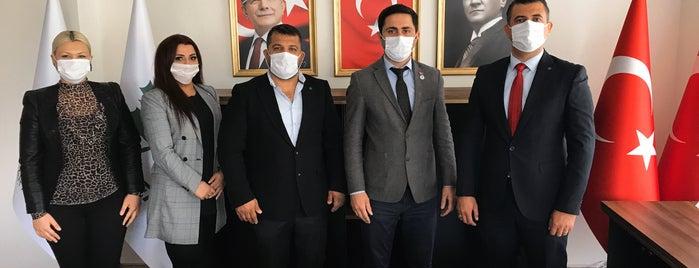Gelecek Partisi Manisa İl Başkanlığı is one of Tempat yang Disukai Duygu.