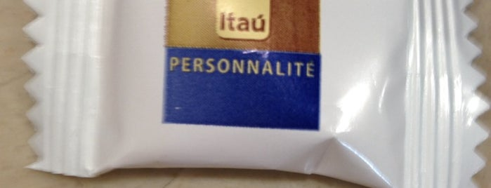Itaú Personnalité is one of Locais curtidos por Eduardo.