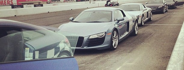 Audi Sportscar Experience - Now Closed is one of Bucket List for Gearheads.