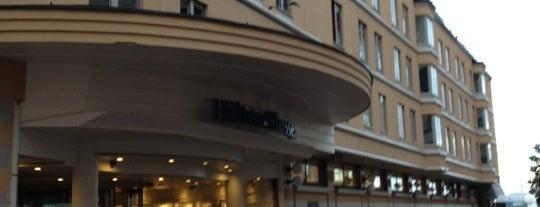 Eken is one of Stockholm.
